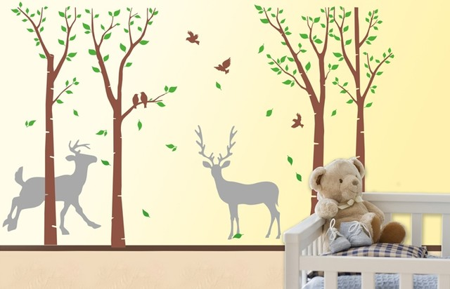 Tree Wall Decals baby-and-kids