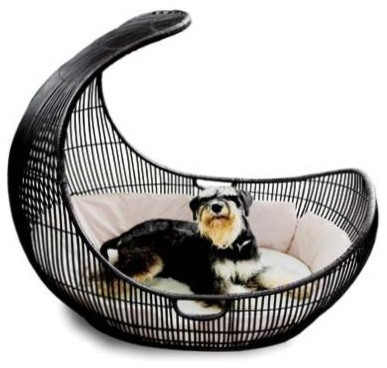 Voyage Pet Bed, outdoor By Kenneth Cobonpue contemporary pet care