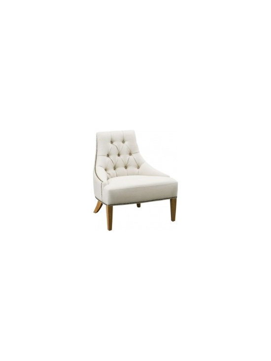 Ella Occasional Chair Lounge 1 Seater -