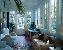 Druid Hills Sunroom traditional