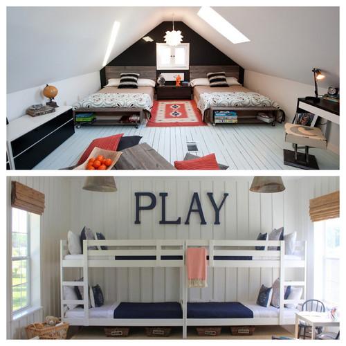 Single Beds VS Bunk Beds