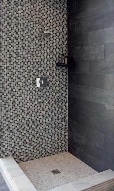 The Tile Shop Inspirational Spaces modern-bathroom