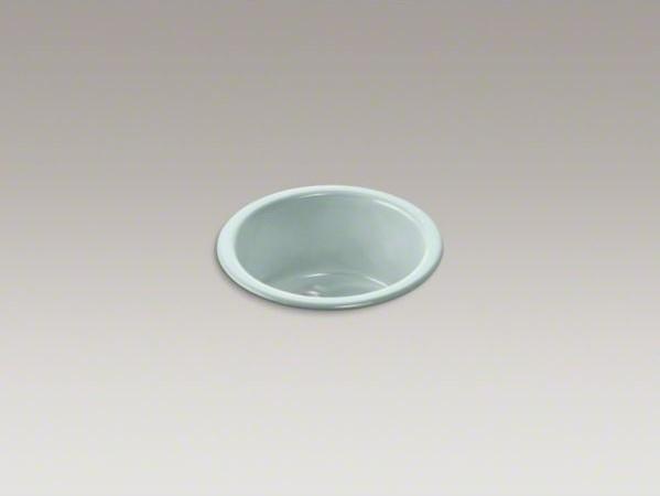 KOHLER Porto Fino(TM) top-mount/under-mount bar sink contemporary