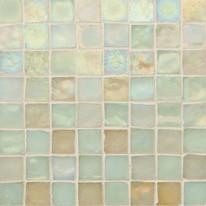 Oceanside Glasstile - Tessera Sandstone eclectic-tile