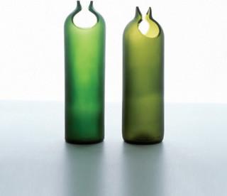 Transglass Beak Vase contemporary-vases