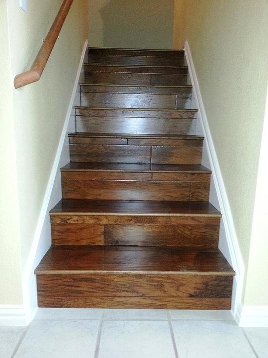Bella Cera Tuscan Hardwood flooring -