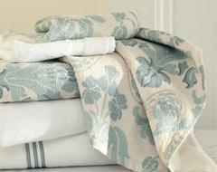 Simonetta Organic Bath Towels modern-bath-towels