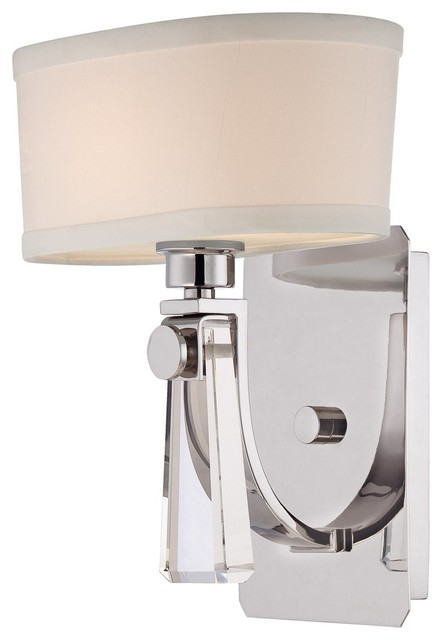 Quoizel UPBY8701IS Uptown Bowery Wall Sconce contemporary-wall-lighting