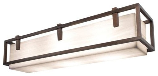 Cirrus Light Bar - Contemporary - Bathroom Vanity Lighting - by Lumens