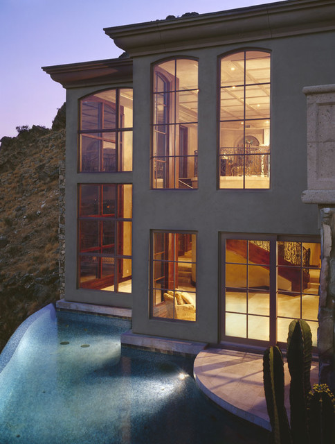 Eagle Windows in PV Home traditional-windows