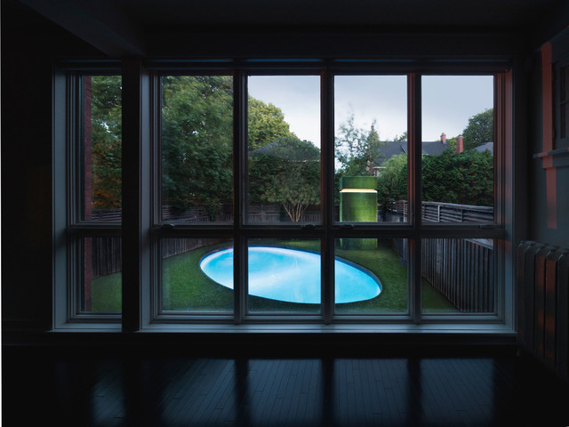 Glebe Garden and Interior modern-pool