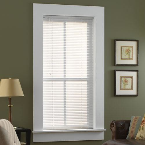 Window Treatments For Bathrooms Bali 1 Vinyl Mini Blinds Traditional Window Blinds