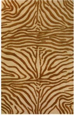 Bashian Verona Collection Rug LC109 - Copper eclectic-rugs