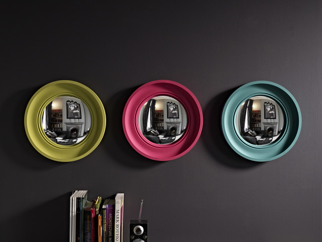 Cavetto Brights contemporary mirrors