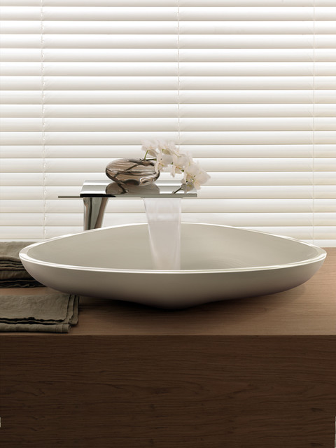 Hansgrohe Axor Massaud Collection modern-bathroom-sinks