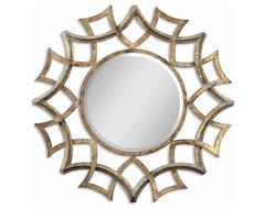 www.essentialsinside.com: demarco round wall mirror contemporary-wall-mirrors