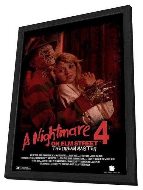 A Nightmare on Elm Street 4: Dream Master 27 x 40 Movie Poster - Style B prints-and-posters