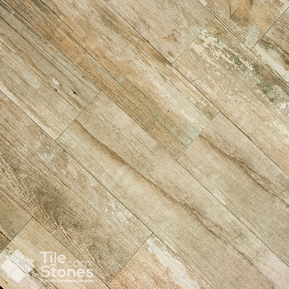 Charred Bark Wood Plank Porcelain Tile Other Metro By