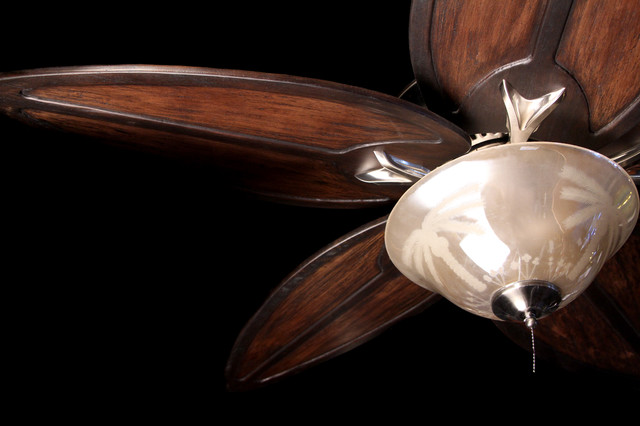Premium Select With Hand Carved Blades Beach Style Ceiling Fans Orange County By