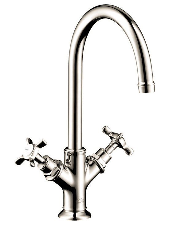 Axor Montreux Axor Montreux 2-Handle Single-Hole Faucet -