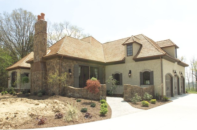 Curb Appeal traditional-exterior