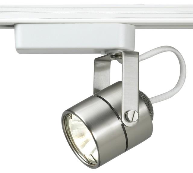WAC MR16 Low Volt Silver Track Head For Juno Track Systems