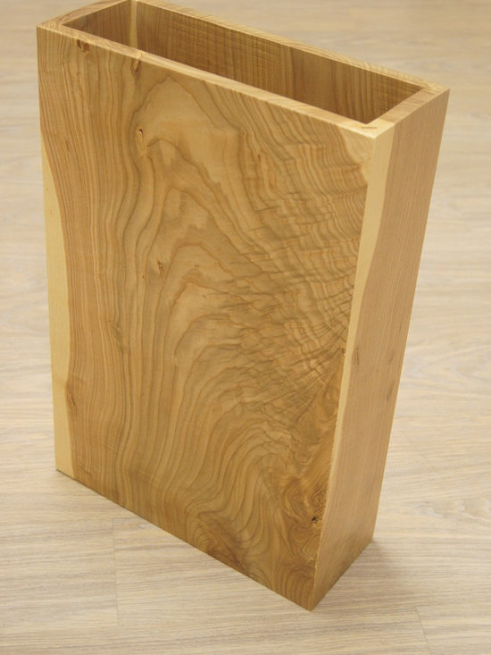 Past Projects - Ash display vase