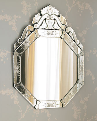 Vasari Mirror  traditional mirrors