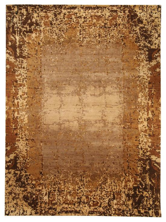 Unique modern rugs - Elements N10374