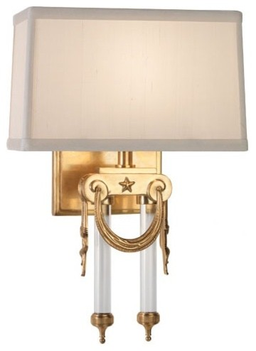 Mary McDonald Josephine 1 Light Wall Sconce modern-wall-sconces