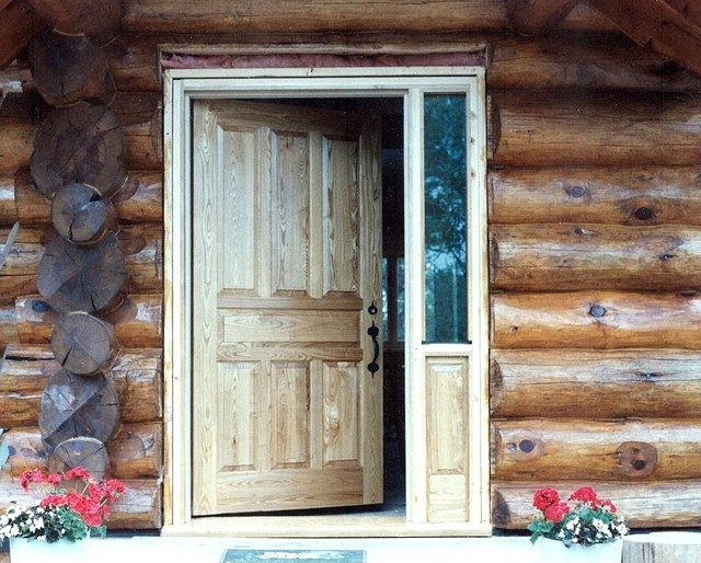 Oversized Front Door Home Design Ideas, Pictures, Remodel and