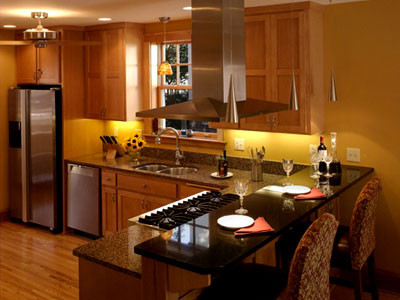 TimberLine Construction & Remodeling, Inc traditional-kitchen