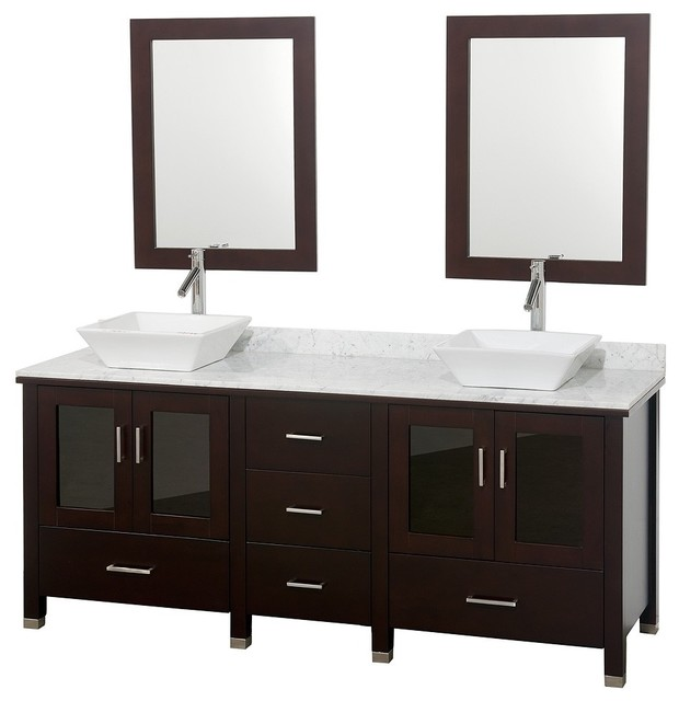 Houzz Com Bathroom: Vessel Sink Vanities