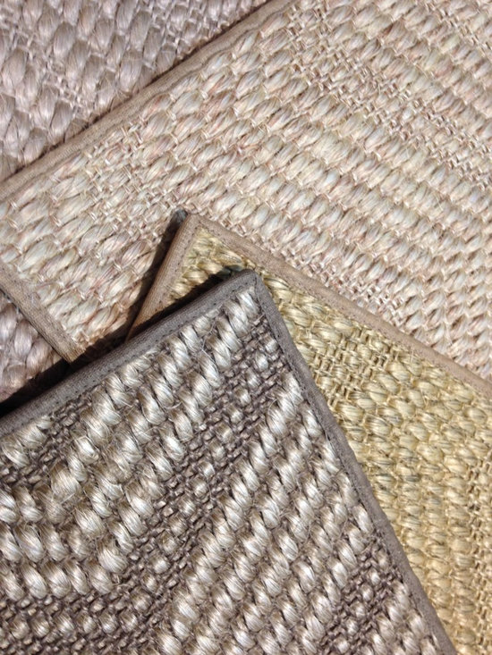 Natural Fiber Rugs & Carpets - Another great looking patterned sisal to compliment our Stark Pueblo / Natura pattern sisal.  Offered in area rugs up to 13' wide.