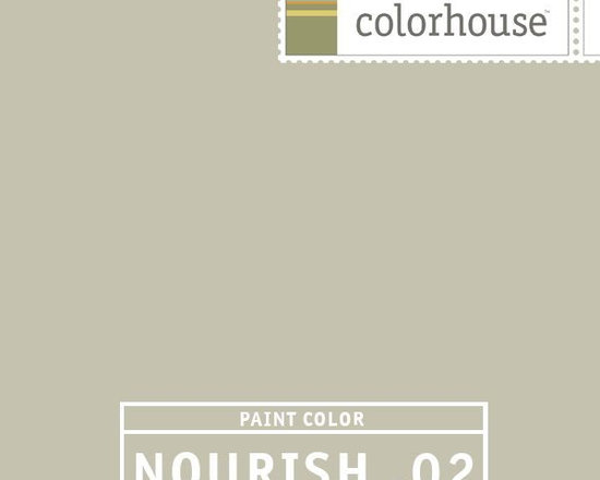 Colorhouse NOURISH .02 - Colorhouse NOURISH .02: Simple living. Like a walk on warm sand. A backdrop for bright accents. Versatile hue can be used anywhere.