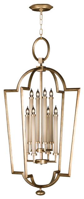 Allegretto Gold Lantern, 780440-2ST traditional-pendant-lighting