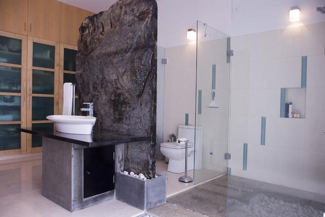 Ez niches usa recess bathroom shower shampoo wall niche modern san francisco by alpinebay - Wall niches ...