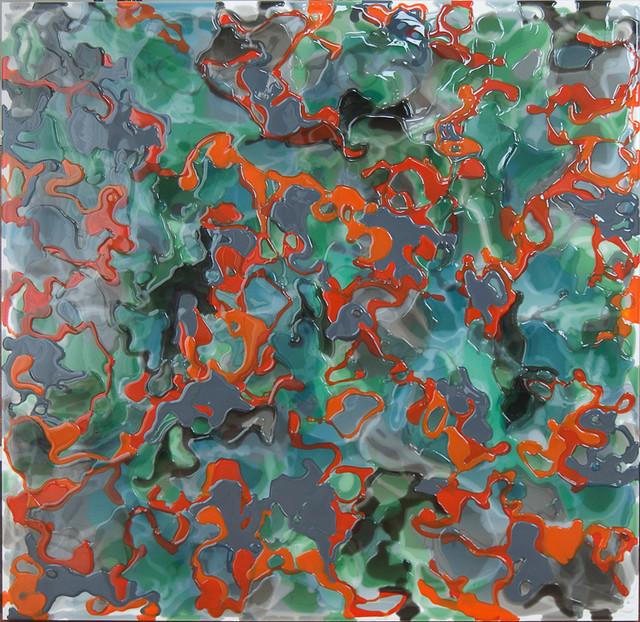 Epoxy Resin Art Modern Artwork San Francisco By