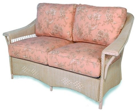 Nantucket Loveseat with Cushions modern-outdoor-products