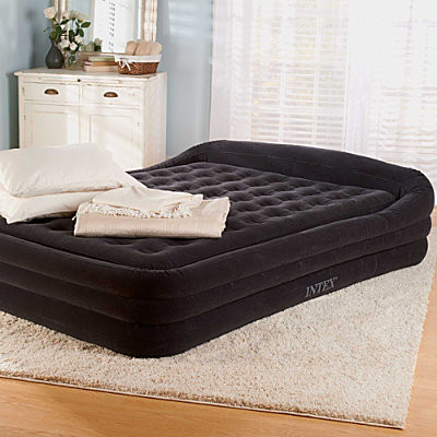 Comfort Frame Inflatable Bed - Queen contemporary-beds