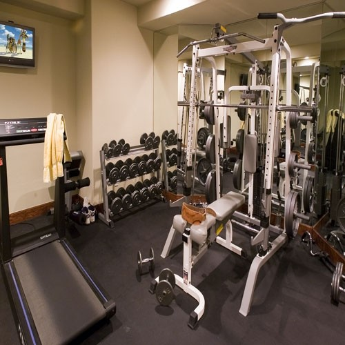 basement gym new york by finished basement nj