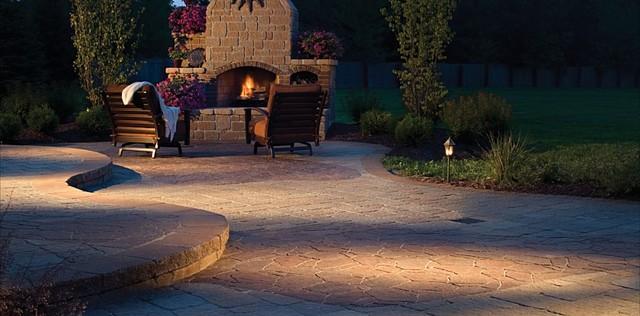 Arbel Patio Stone modern-patio