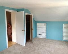 what color carpet goes with blue walls roselawnlutheran. Black Bedroom Furniture Sets. Home Design Ideas