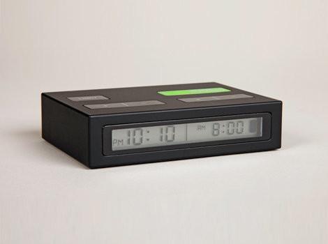 Jetlag Travel Alarm Clock contemporary-alarm-clocks