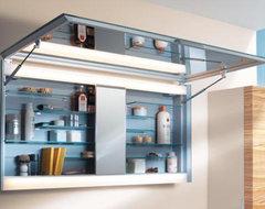 EDITION 300 Keuco Bathroom Cabinet contemporary-bathroom-mirrors
