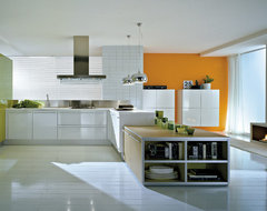 Pedini Q2 modern kitchen cabinets