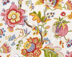 Braemore Wonderland Pearl traditional-fabric