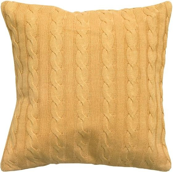 Cable Knit Decorative Pillow - Traditional - Pillows - by Home Decorators Collection