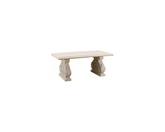 Outdoor Table Furniture, Roman Stone 1900 x 950 Outdoor Table -