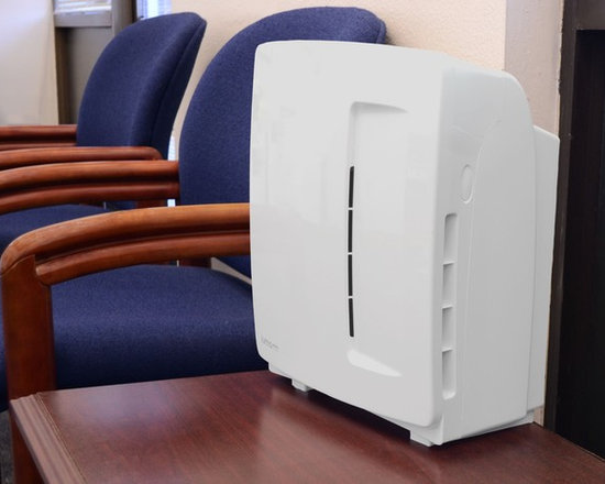 Luma Comfort PureClean Air Purifier - The Luma Comfort AP170W PureClean Air Purifier, perfect for any small office space. Designed to purify and clean the air in rooms up to 170 square feet.